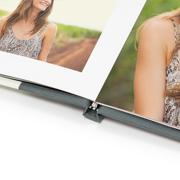 Hardcover Layflat Binding