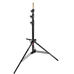 Manfrotto-1005BAC Ranker Stand - Black-Tripods & Monopods