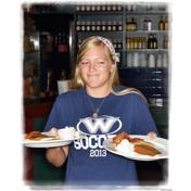 2014.08.30_WHS Lady Rebels Pancake Breakfast