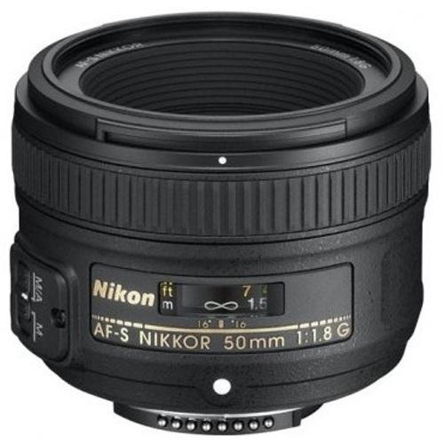 Nikon-AF-S Nikkor 50mm f1.8G-Objectifs pour réflexes et systèmes compacts