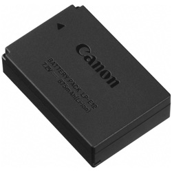 Canon-LP-E12 Battery Pack for SL1 and EOS-M Mirrorless Digital Camera-Battery Packs & Adapters