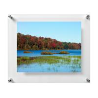 11x14 Print w/ 15x18 Acrylic Float Frame