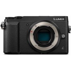 Panasonic-Lumix DMC-GX85 4K Mirrorless Camera - Body Only-Digital Cameras