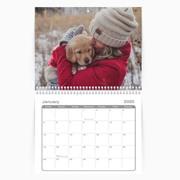 Calendar 8.5X11 2020 - 1 picture