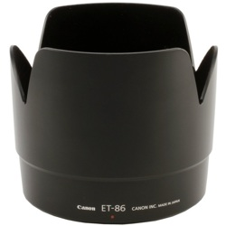 Canon-ET-86 Lens Hood for EF 70-200mm F2.8L IS USM-Miscellaneous Camera Accessories