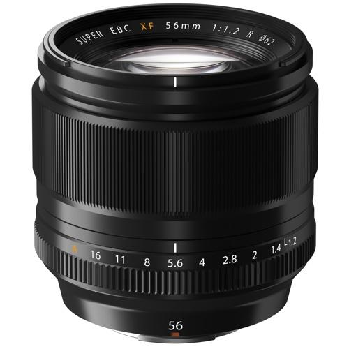 Fujifilm-FUJINON XF 56mm F/1.2 R Lens-Lenses - SLR & Compact System