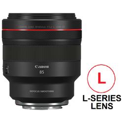 Canon-RF 85mm F1.2L USM DS-Lenses - SLR & Compact System