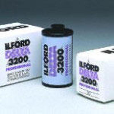 Ilford-Delta 3200 professional 135-36-Film