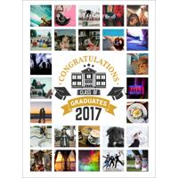 2017 Grad Collage - C (18x24)
