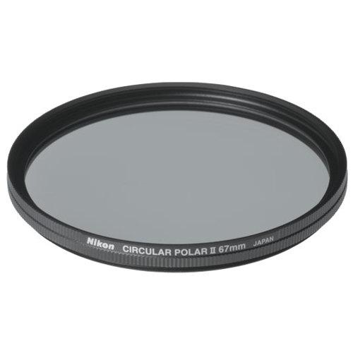 Nikon-67mm Circular Polarizer II-Filters