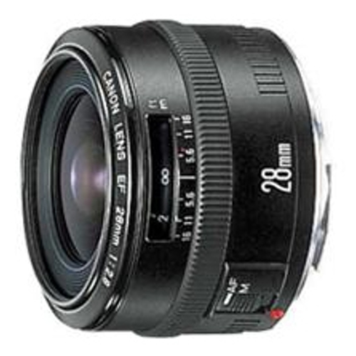 Canon-EF 28mm F/2.8-Lenses - SLR & Compact System