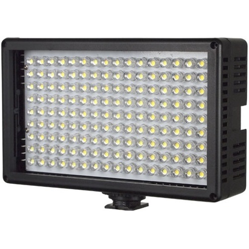 Lumahawk-On Camera LED Light #LMX-LD144AS-Studio Lights