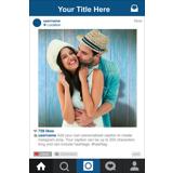 Instagram Poster 40x60