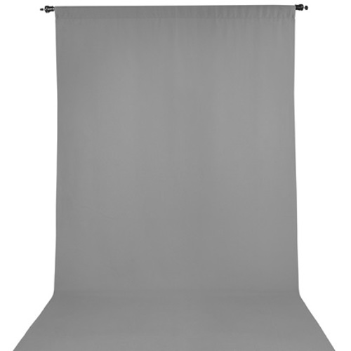 ProMaster-Wrinkle Resistant Backdrop 10'x12' - Grey #2855-Backgrounds