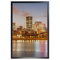 Framed Print 12x18 - V