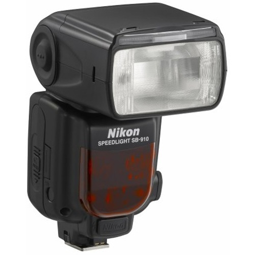 Nikon-SB-910 Speedlight-Flashes and Speedlights