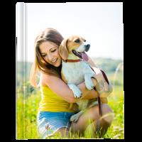 8.5x11 Custom Soft Cover Photobook