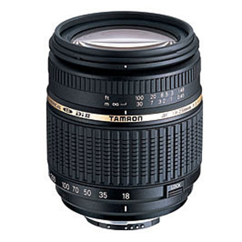 Tamron-AF 18-250mm F/3.5-6.3 Di II LD Aspherical (IF) Macro for Nikon-Lenses - SLR & Compact System