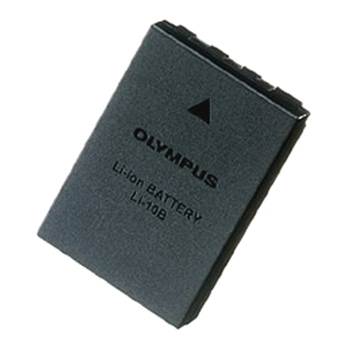 Olympus-Li-10B-Battery Packs & Adapters
