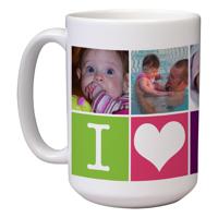 15 oz Father's Day Mug (E)