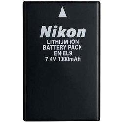 Nikon-EN-EL9-Battery Packs & Adapters