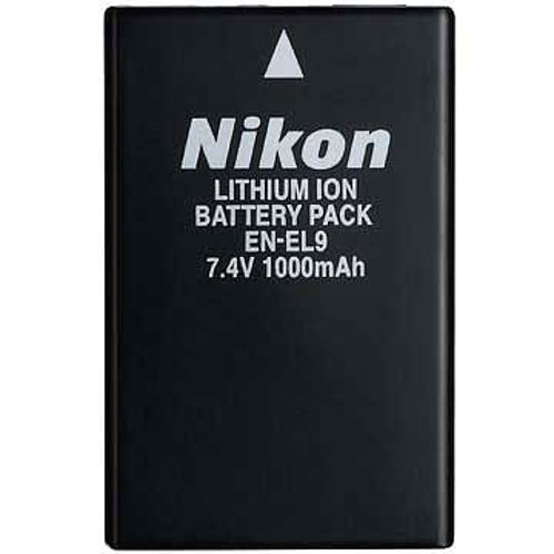 Nikon-EN-EL9-Battery Packs & Adapters