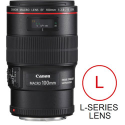 Canon-EF 100mm F2.8L Macro IS USM-Lenses - SLR & Compact System