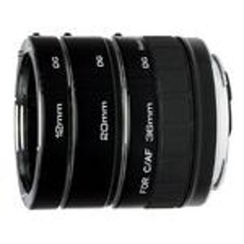 Kenko-DG Teleplus Extension Tube Set (12mm - 20mm - 36mm)  for Nikon-Lens Converters & Adapters