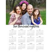 Magnetic Calendar (18-04-V)