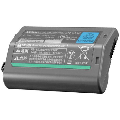 Nikon-EN-EL18 Rechargeable Li-ion Battery for Nikon D4 DSLR Camera-Battery Packs & Adapters