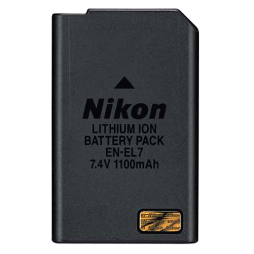 Nikon-EN-EL7-Battery Packs & Adapters