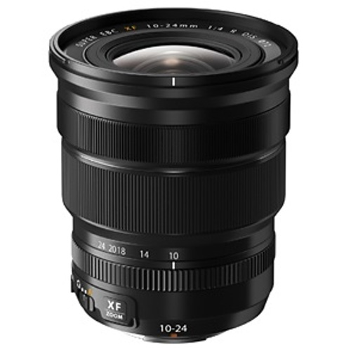 Fujifilm-FUJINON XF 10-24mm F4 R OIS Lens-Lenses - SLR & Compact System