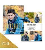 Grad Card (18-170-7x5) Foil