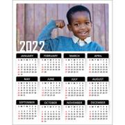 8 x 10 Poster Calendar (White)