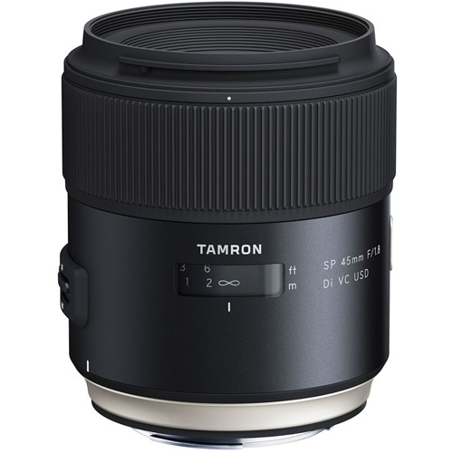 Tamron-SP 45mm F/1.8 Di for Sony-Lenses - SLR & Compact System
