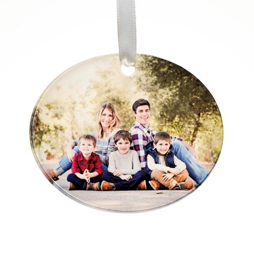 PG Ornament Acrylic– Oval Horizontal