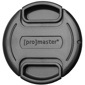 ProMaster-46mm Professional Snap-On Lens Cap #1408-Miscellaneous Camera Accessories