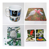 Photo Mugs, Stubby Cooler,Mouse Mats,Jigsaw Puzzle,Coasters