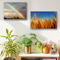 Wooden Photo Panels
