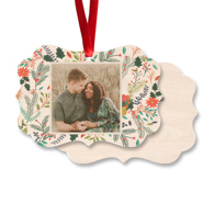 Wood Ornament (PG-910)