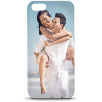 iPhone 5/5s - Plastic Case 3D