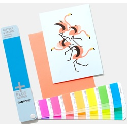 Pantone-Pastels and Neons Coated and Uncoated-Miscellaneous Studio Accessories