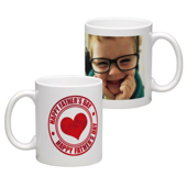 Standard Mug - Full Wrap (Dad Mug I)