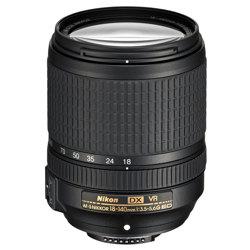 Nikon-AF-S DX NIKKOR 18-140mm f/3.5-5.6G ED VR-Lenses - SLR & Compact System