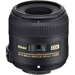 Nikon-AF-S DX Micro-NIKKOR 40mm f/2.8G-Lenses - SLR & Compact System