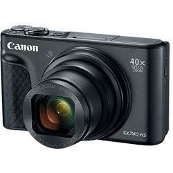 Canon-PowerShot SX740 HS Digital Camera-Digital Cameras