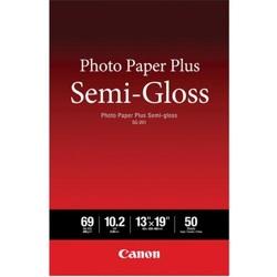 "Canon-SG-201 13 x 19"" Semi-Gloss Photo Paper Plus - 50 Sheets #1686B064-Paper"