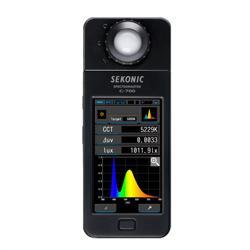 Sekonic-C-700 SpectroMaster-Light Meter