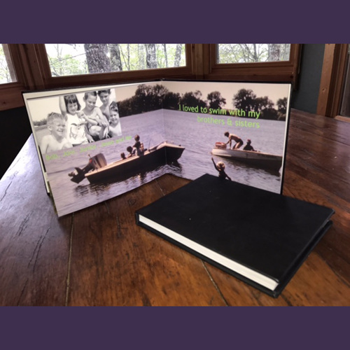 12 x 8 Lay Flat Photo Album