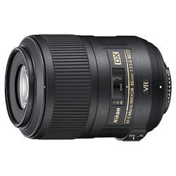 Nikon-AF-S DX Micro NIKKOR 85mm f3.5G ED VR-Lenses - SLR & Compact System